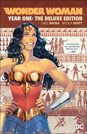 Wonder Woman Year One: The Deluxe Edition nn-A