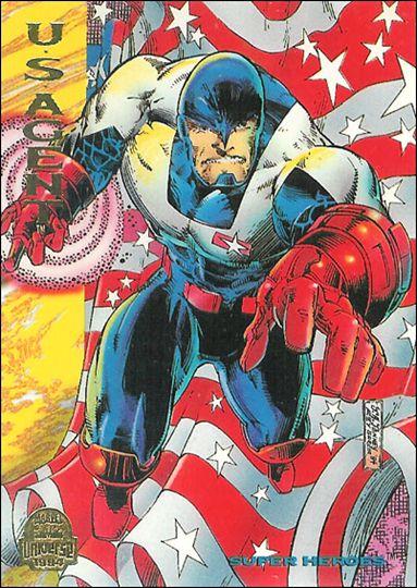 Marvel Universe: Series 5 (Base Set) 163-A by Fleer
