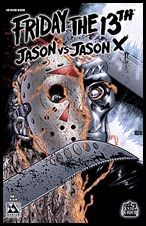 Friday the 13th: Jason vs Jason X 2-E by Avatar Press