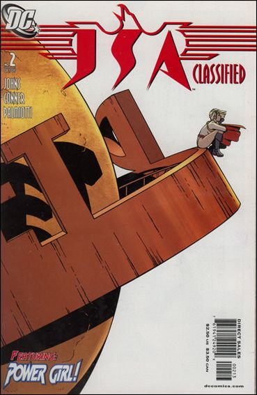 JSA: Classified 2-C by DC