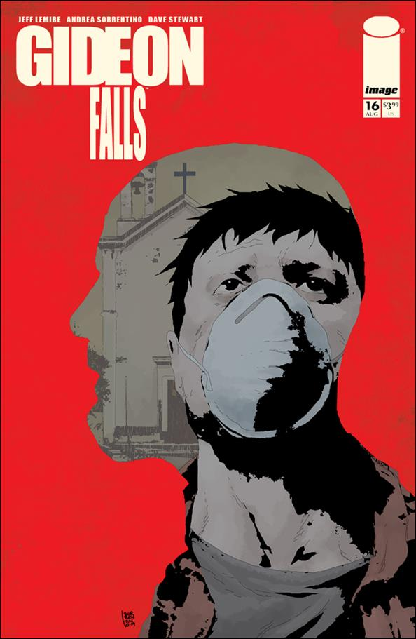 Gideon Falls 16-A by Image