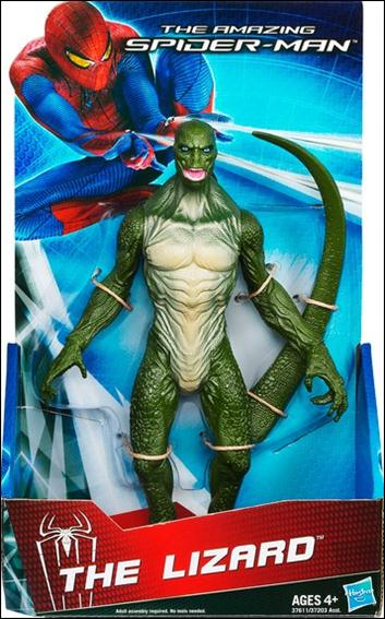 "Amazing Spider-Man (8"" Figures) The Lizard by Hasbro"