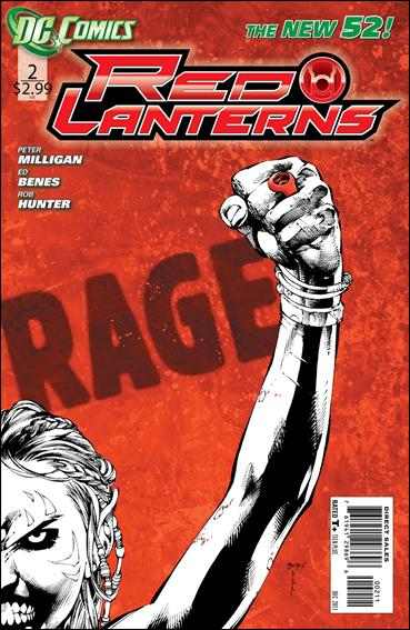 Red Lanterns 2-A by DC
