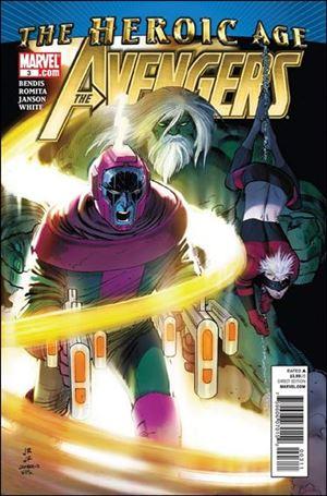 Avengers (2010) 3-A