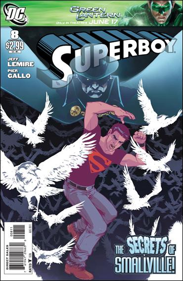 Superboy (2011/01) 8-A by DC