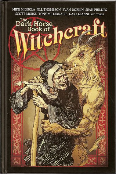 Dark Horse Book of Witchcraft nn-A by Dark Horse