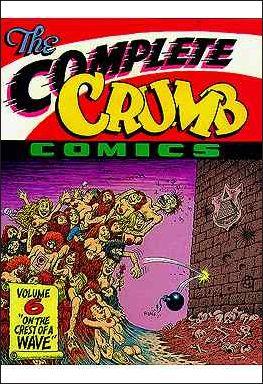 Complete Crumb Comics 6-A by Fantagraphics