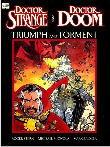 Doctor Strange and Doctor Doom: Triumph and Torment nn-A by Marvel