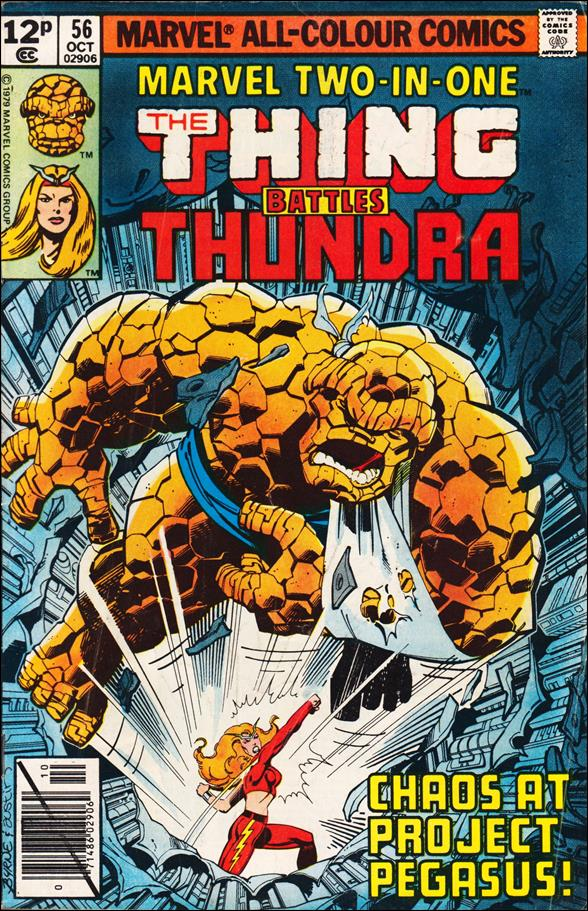 Marvel Two-in-One (1974) 56-B by Marvel