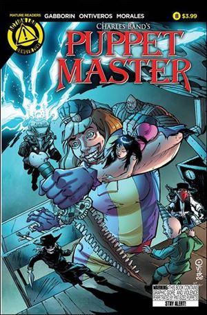 Puppet Master (2015) 9-A