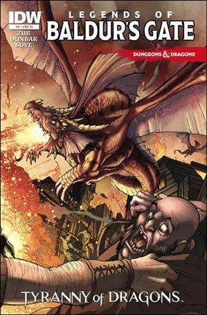 Dungeons & Dragons: Legends of Baldur's Gate 4-C