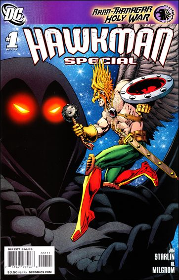 Hawkman Special (2008)  1-A by DC