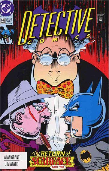 Detective Comics (1937) 642-A by DC