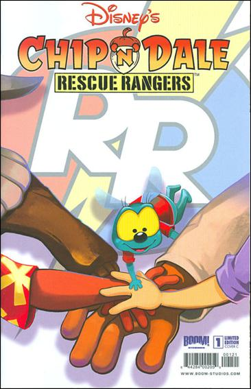 Chip 'n' Dale Rescue Rangers (2010) 1-C by Kaboom!
