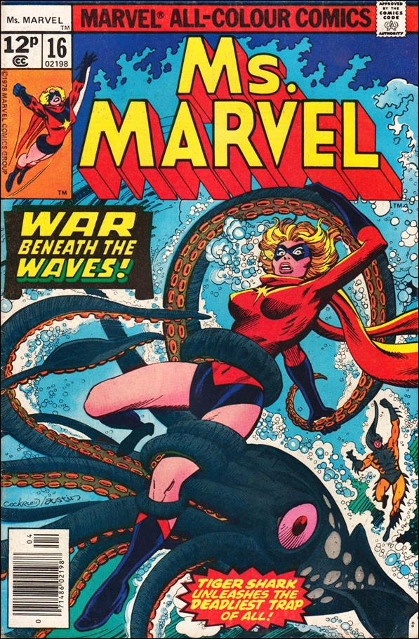 Ms. Marvel (1977) 16-B by Marvel