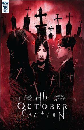 October Faction 16-A