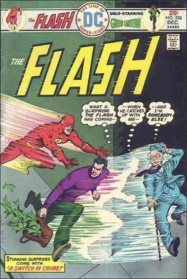Flash (1959) 238-A by DC
