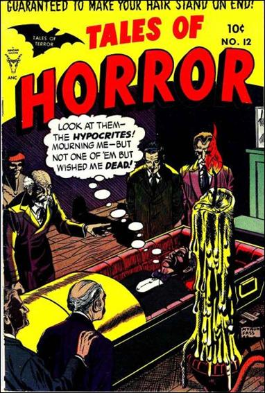 Tales of Horror 12-A by Toby Press Inc.