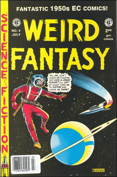 Weird Fantasy (1992) 4-A by RCP