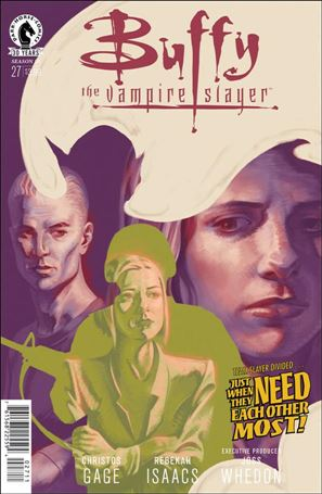 Buffy the Vampire Slayer Season 10 27-A