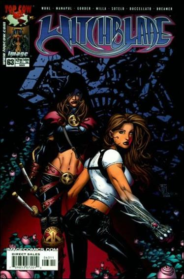 Witchblade 63-A by Top Cow