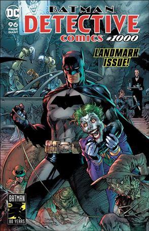 Detective Comics (1937) 1000-A