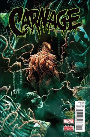 Carnage (2016) 2-A
