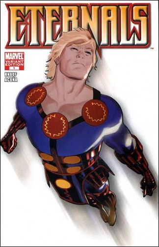 Eternals (2008) 1-C by Marvel