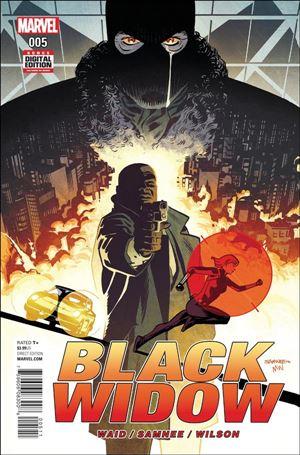 Black Widow (2016) 5-A