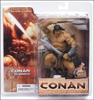 Conan (Series 2) Conan the Warrior