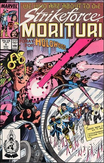 Strikeforce: Morituri 6-A by Marvel