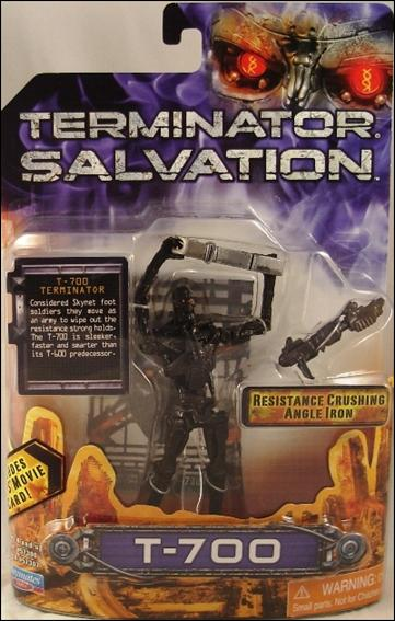 "Terminator Salvation (3 3/4"" Action Figures) T-700 by Playmates"