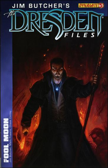 Jim Butcher's The Dresden Files: Fool Moon 5-A by Dynamite Entertainment