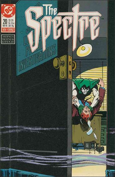 Spectre (1987) 20-A by DC