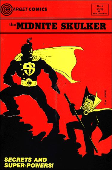 Midnite Skulker 4-A by Target Comics