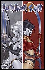Lady Death/Shi: Preview 1-R by Avatar Press