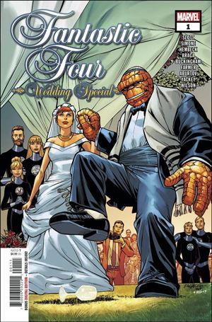 Fantastic Four Wedding Special 1-A