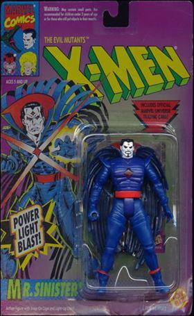 "X-Men 5"" Action Figures Mr. Sinister (Goatee)"