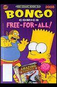 Bongo Comics Free-For-All! 2008-A