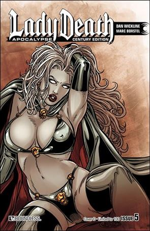 Lady Death: Apocalypse 5-HC