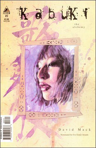 Kabuki (2004) 3-A by Icon