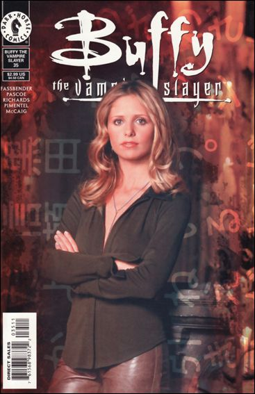 Buffy the Vampire Slayer (1998) 35-B by Dark Horse