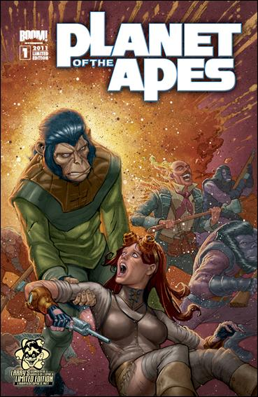 Planet of the Apes (2011) 1-D by Boom! Studios