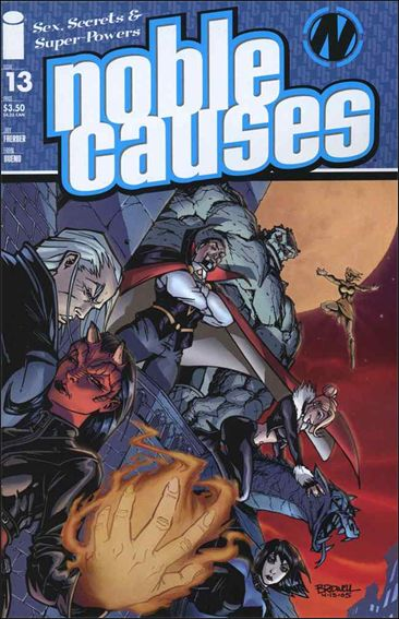 Noble Causes (2004) 13-A by Image