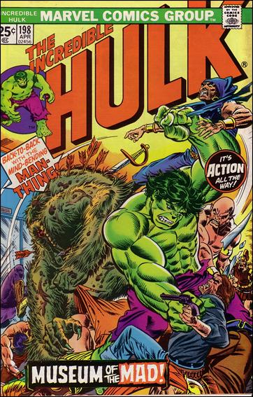 Incredible Hulk (1968) 198-A by Marvel