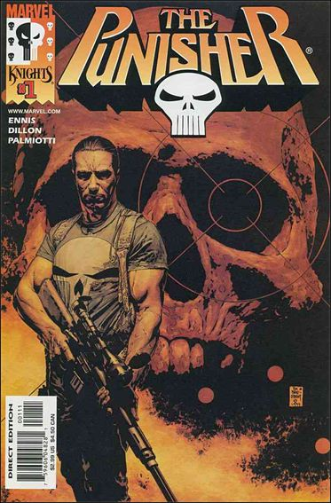 Punisher (2000) 1-A by Marvel