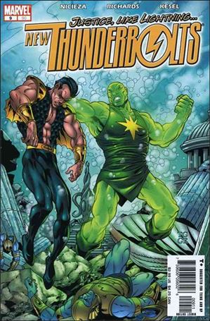 New Thunderbolts 9-A