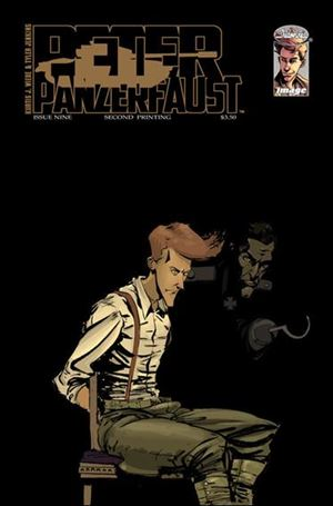 Peter Panzerfaust 9-B