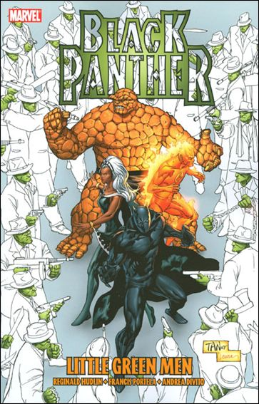 Black Panther (2006) 6-A by Marvel