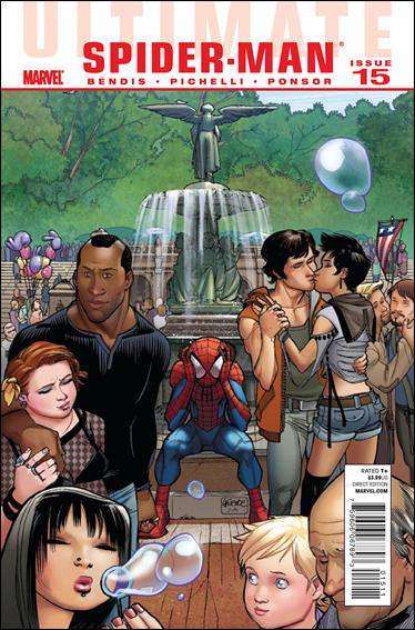 Ultimate Spider-Man (2009) 15-A by Marvel